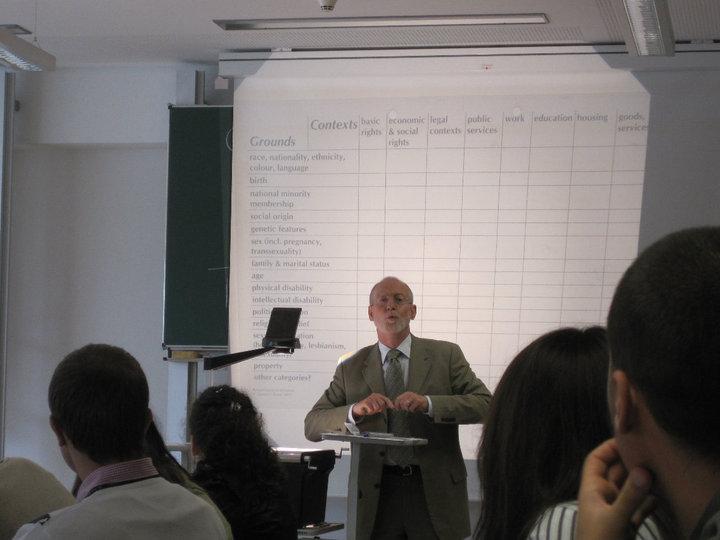 Professor Rowe