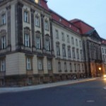 Library of the Viadrina University (photo taken by Cami Moreno)